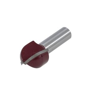 Fresa Ranhura U 25,4mm para Tupia Manual Amana Tool