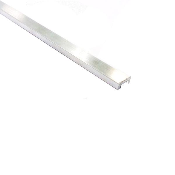 Friso de acabamento para parede de embutir 3m brilhante for Friso leroy merlin