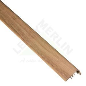 FRONTAL ESCADA PVC CARVALHO CORDOBA COMP 210,00 CM LARG 2,20 CM ESPES 4,00 CM TECNO EUCAFLOOR