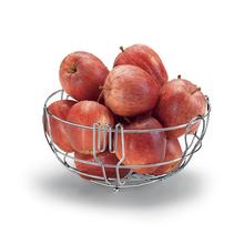 Fruteira de Mesa Metal Cromado Querida Arthi