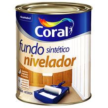 Fundo Nivelador Madeira 0,9L Coral