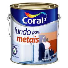 Fundo Para Ferro Coral Laranja Fosco 0,9 L