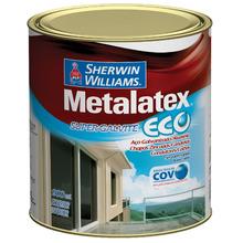 Fundo Para Ferro Metalatex Eco Super Galvite Branco Fosco 0,9L