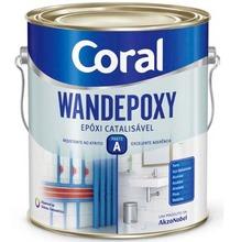 Fundo Preparador Premium Coral Wandepoxy Solvente Brilhante 3,6L