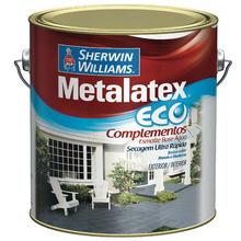 Fundo Preparado Madeira Metalatex Eco Fosco Branco 3,6L