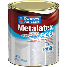 Fundo Preparador Metalatex Eco Interno/Externo 0,9L