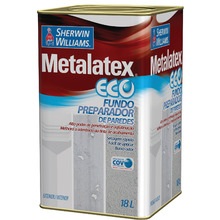 Fundo Preparador Metalatex Eco Interno/Externo 18L