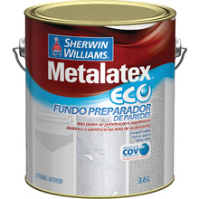 Fundo Preparador Metalatex Eco Interno/Externo 3,6L