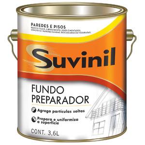 Fundo Preparador Suvinil Interno/Externo 3,6L