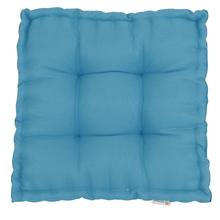 Futon Jardim Poliéster Matilda Azul 45x45cm
