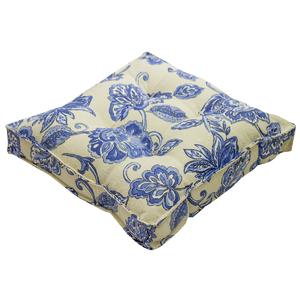 Futon Porcelana Azul 45x45cm