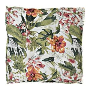 Futon Tropical Colorido 45x45cm
