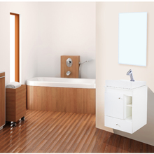 Gabinete de Banheiro Ágata 56x49x43cm Branco FermarScalline