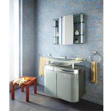 Gabinete de Banheiro Master 71x62,5x46cm Cris Metal