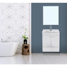 Gabinete de Banheiro Sena 56x44,5x39cm Branco FermarScalline