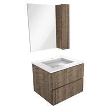 Gabinete de Banheiro Sisco 52X60X45cm Antique Wood Venturi