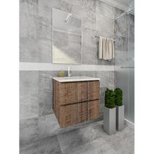 Gabinete de Banheiro Sisco 63,5x60x40cm Antique Wood Venturi