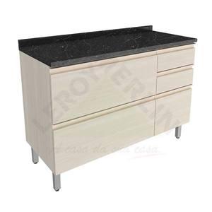 Gabinete de Cozinha Belissima 0,9x1,2x0,5cm Saara Wood Itatiaia