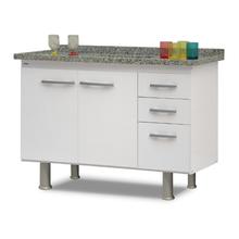 Gabinete de Cozinha Branco 82x95,4x53cm Delinia