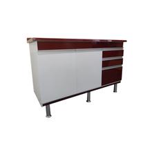Gabinete de Cozinha Ferrara 115x67x51cm Bordo