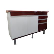 Gabinete de Cozinha Ferrara 145cmx67x51cm Bordo