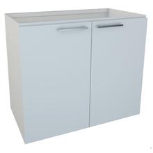 Gabinete de Cozinha Madeira Branco Delínia Spring 70x60x51cm