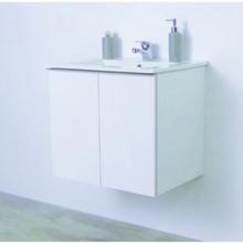 Gabinete para Banheiro Essencial Branco Sensea