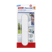 Gancho Adesivo 3kg Plástico Branco tesa Powerstrips®