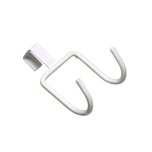 Gancho Branco Aço Inox 13107-1 Metaltru