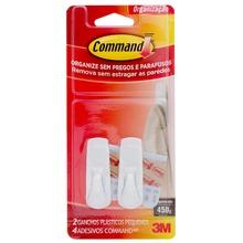 Gancho Command Pequeno 3M