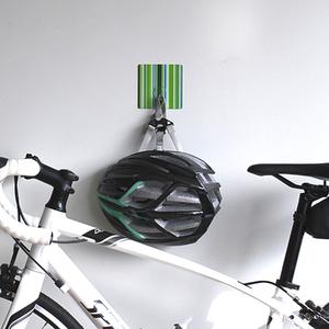 Gancho Nanosucção 5kg Plástico Verde Pyno
