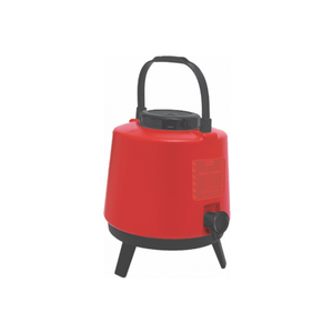 Garrafão Térmico Maxitermo 6L Vermelho Termolar