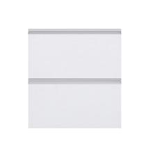 Gaveteiro Basculante Branco 70x59,7x50cm Grenoble Delinia