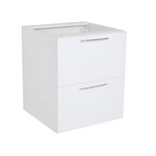 Gaveteiro Basculante Branco 70x59,7x50cm Marselha Delinia