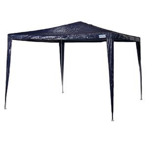 Gazebo Rafia Azul 300x300cm Mor