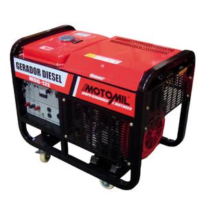 Gerador à Diesel 12 Kva MDG-12E2 Motomil