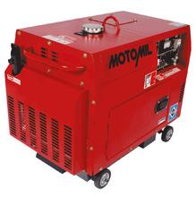 Gerador a Diesel 5Kva 110/220 MDG5000ATS Motomil