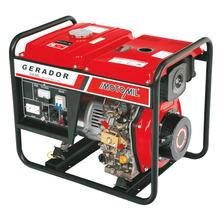 Gerador a Diesel 5Kva 220/380V MDGT5000CLE Motomil