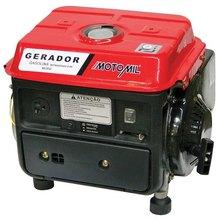 Gerador a gasolina 110V 800W 2 tempos MG-950 63cc Motomil
