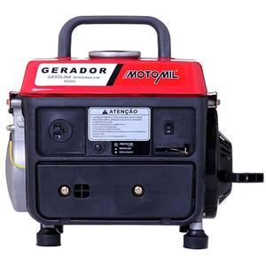 Gerador a gasolina 220V 800W 2 tempos MG-950 63cc Motomil