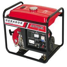 Gerador a Gasolina 3Kva 110/220V MG3000CLE Motomil