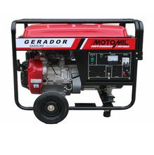 Gerador a Gasolina 6,0Kva 110/220V MG6000CL Motomil