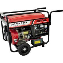 Gerador à Gasolina 8.0 Kva Bivolt MGG8000CLE Motomil