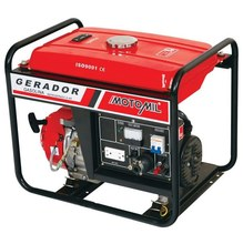 Gerador MG3000Cl 2800W 110/220V 60Hz Gasolina 4 Tempos Motomil