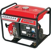 Gerador MG5000Cl 5000W 110/220V 60Hz Gasolina 4 Tempos Motomil