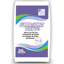 Gesso em Pó SuperJoint 20kg Super Gesso