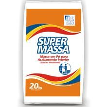 Gesso em Pó SuperMassa 20kg Super Gesso