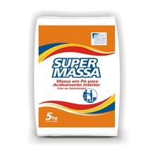 Gesso em Pó SuperMassa 5kg Super Gesso