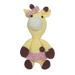 Girafa de crochê (Amigurumi) no Elo7 | EMPORIUM AMIGURUMI (B600F6) | 300x300