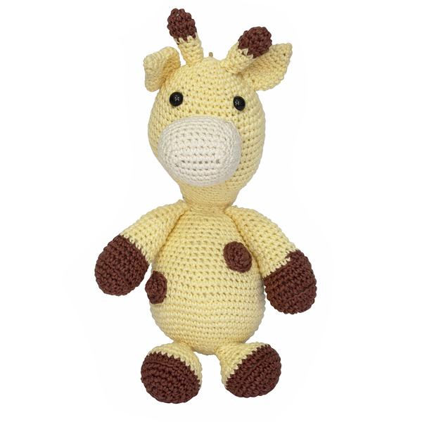 Baby Giraffe-Instant Download Crochet Pattern-Toy Giraffe ...   600x600